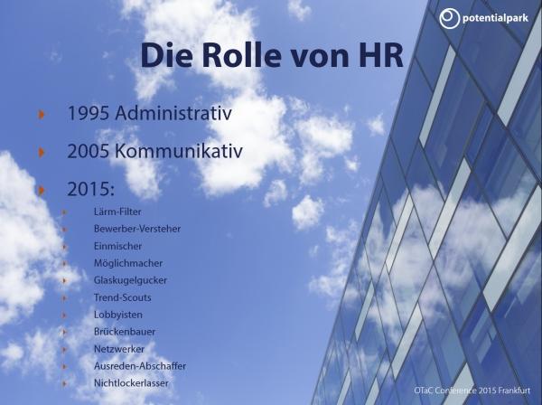 HR-Rolle