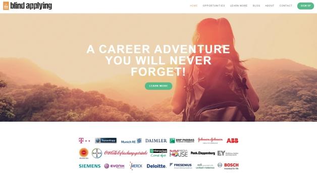BA 2015 website