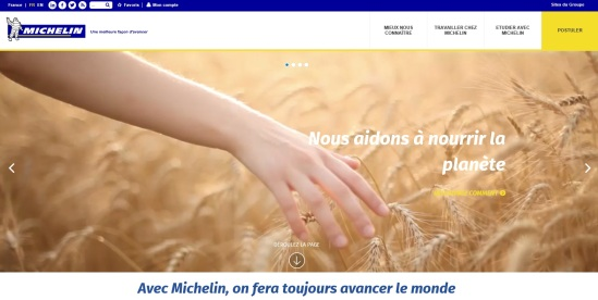 150804 Michelin Homepage