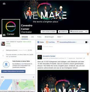 Covestro Facebook Career