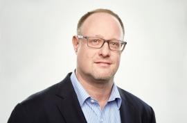Portrait of TMP executive
